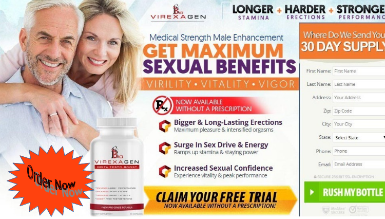 Bio Virexagen male enhacement Pills
