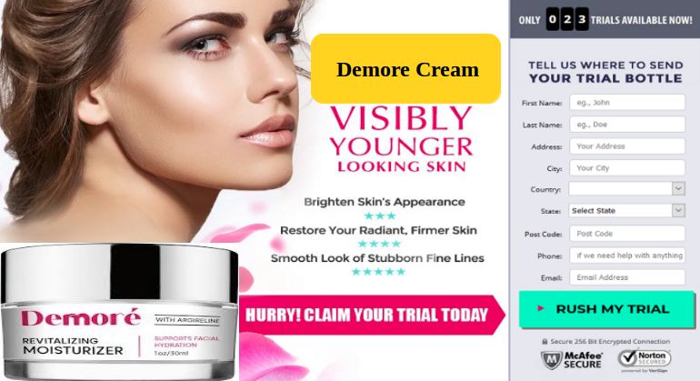 Demore Cream Anti-aging Cream Reviews