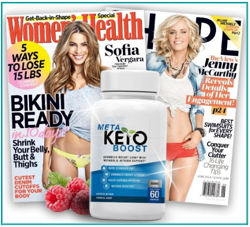 Meta Boost Keto Weight Loss Supplement