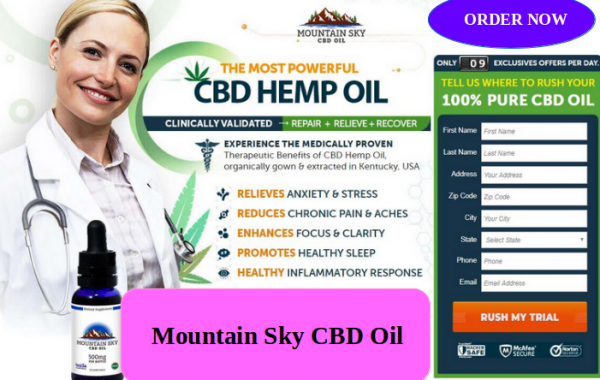 Mountain Sky CBD Oil Buy Online