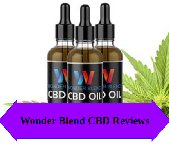 Wonder Blend CBD Reviews